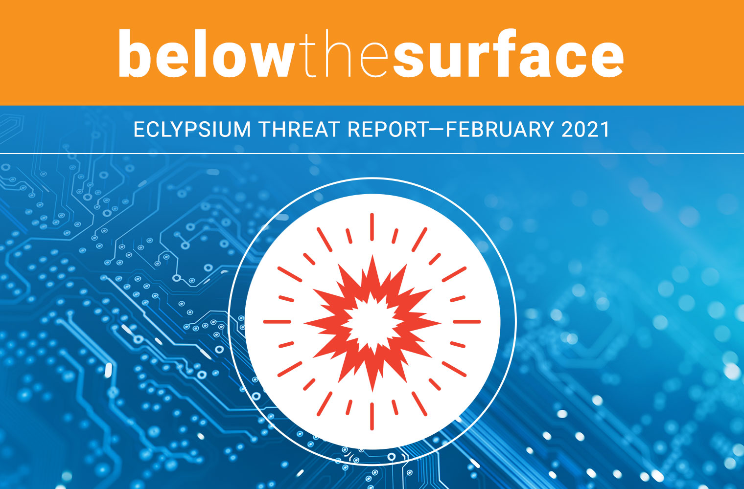 Below the Surface February 2021